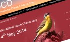 International Dawn Chorus Day - 4th May 2014