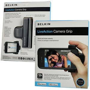 Belkin Camera Grip Carton