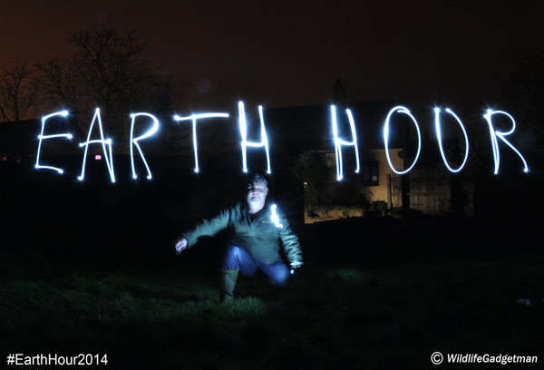 WWF Earth Hour 2014 – Lights Out, Torches On!